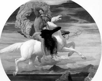 Apolo a caballo