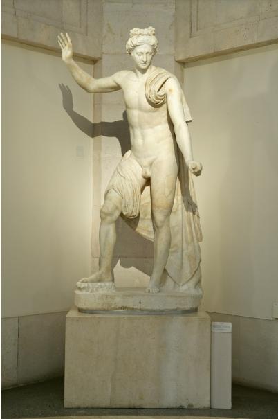 Apolo en el Museo del Prado