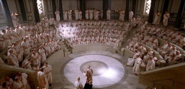 El Senado en la Historia del Derecho Romano