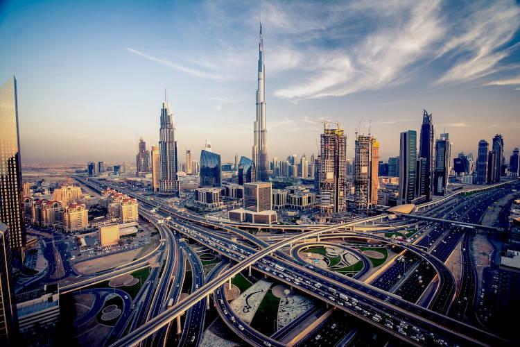 Gustavo Mirabal mirando al futuro en Dubai