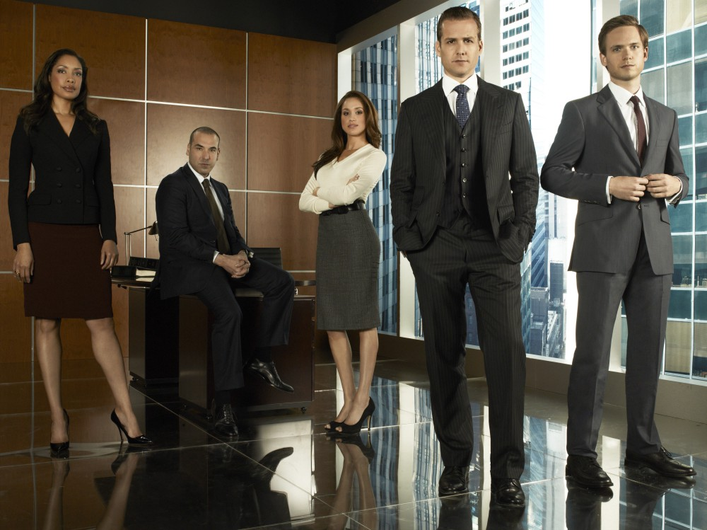Serie de tv Suits – Abogados Corporativos. Un drama legal diferente.