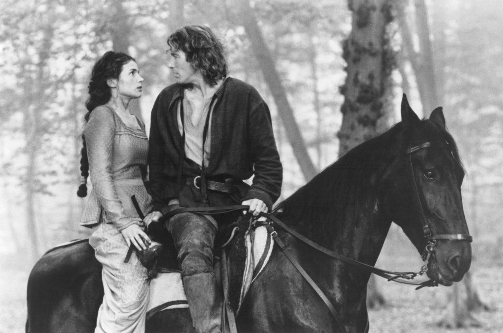 Richard Gere, Una celebridad amante de los caballos