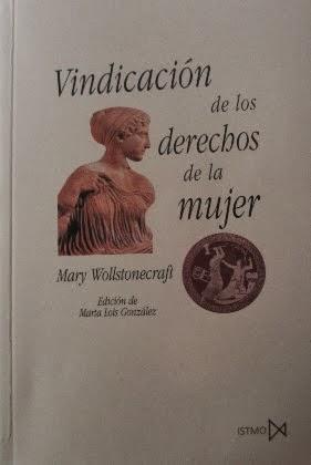 DERECHOS  DE LA MUJER, LA VINDICACIÓN