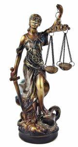 Dama ciega de la justicia