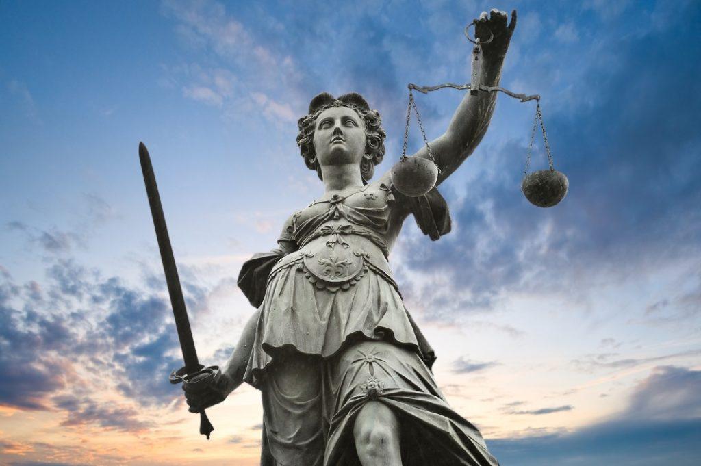 Evolucion de la justicia
