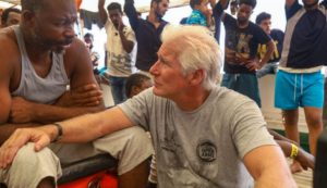 Richard Gere activista