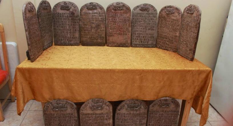 La ley de las 12 tablas
