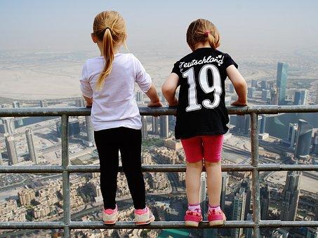 Viaje en familia en Dubái