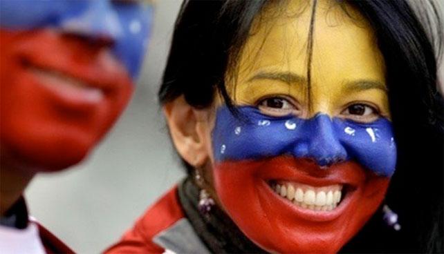 la gente de Venezuela