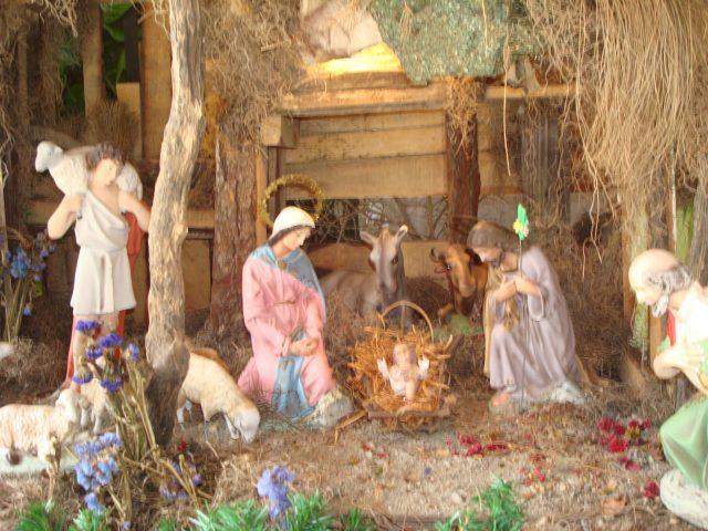 El pesebre y el Niño Jesús en Venezuela – Gustavo Mirabal
