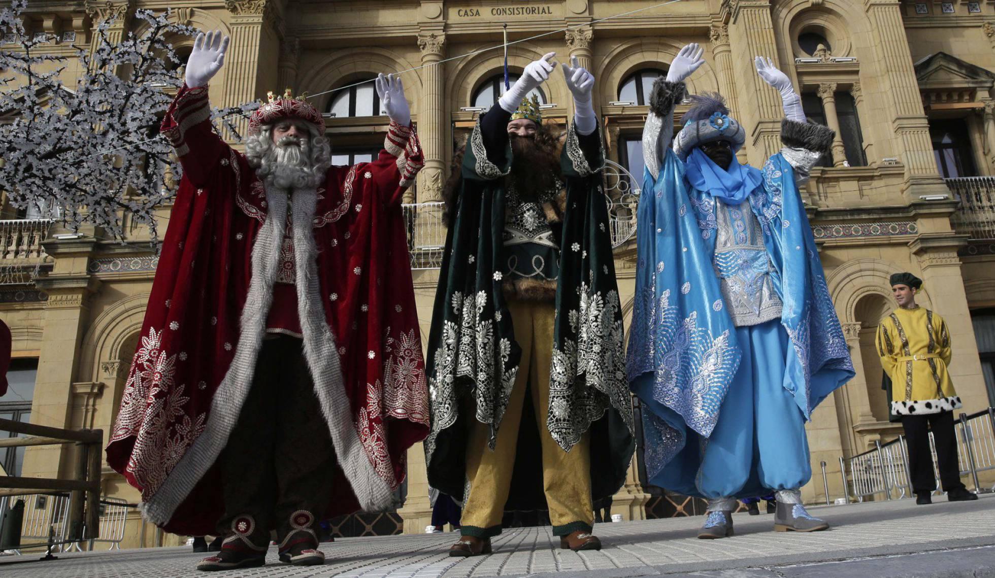 Día de Reyes – celebración en España – Gustavo Mirabal