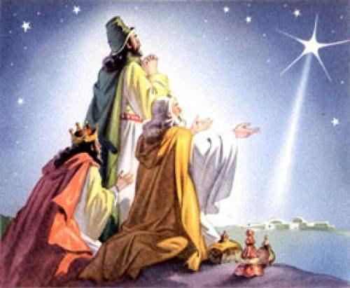 La bajada de los Reyes Magos – Gustvo Mirabal