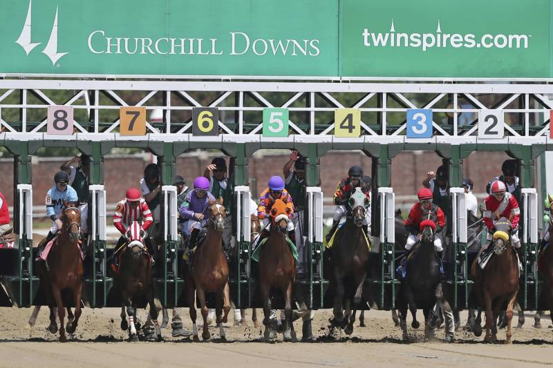 Posponen Derby de Kentucky por Coronavirus