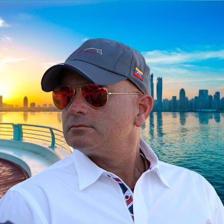 Por qué Gustavo Mirabal trabaja en Dubái