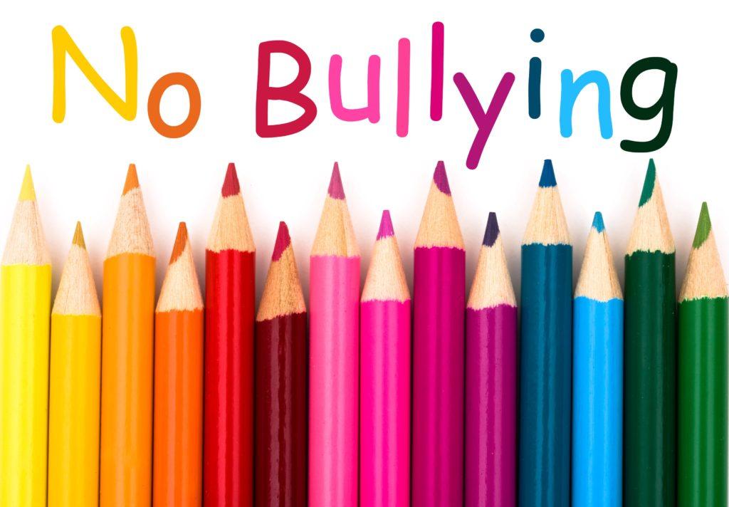 Sólo tú puedes parar el bullying