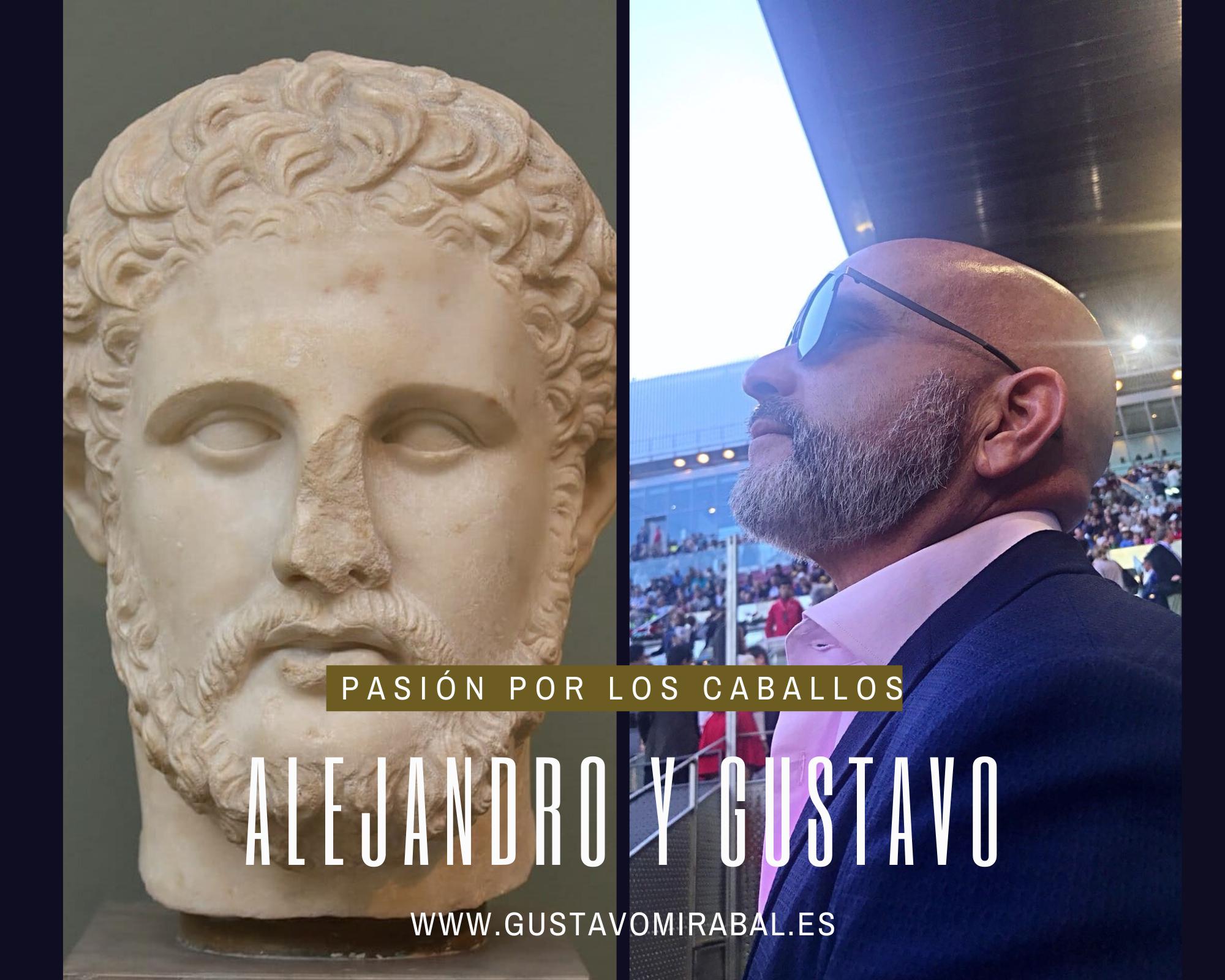 Alejandro y Gustavo Mirabal pasión por los caballos