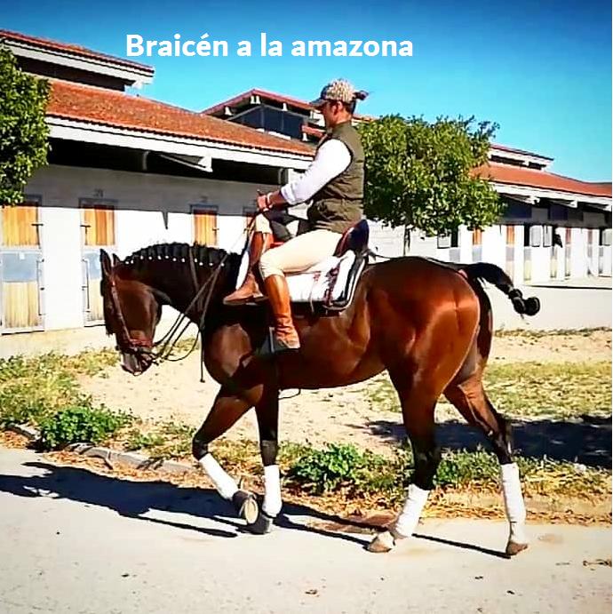 Alejandro Gutiérrez el jinete que transforma la vida de los velocistas retirados