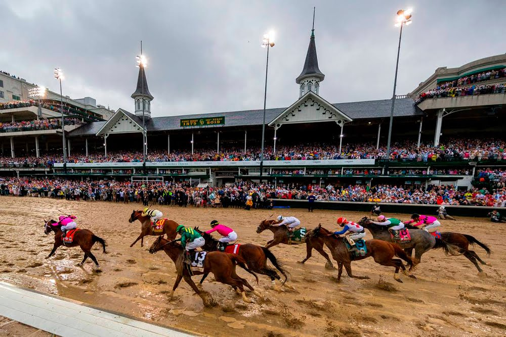 Derby de Kentucky se correrá con público