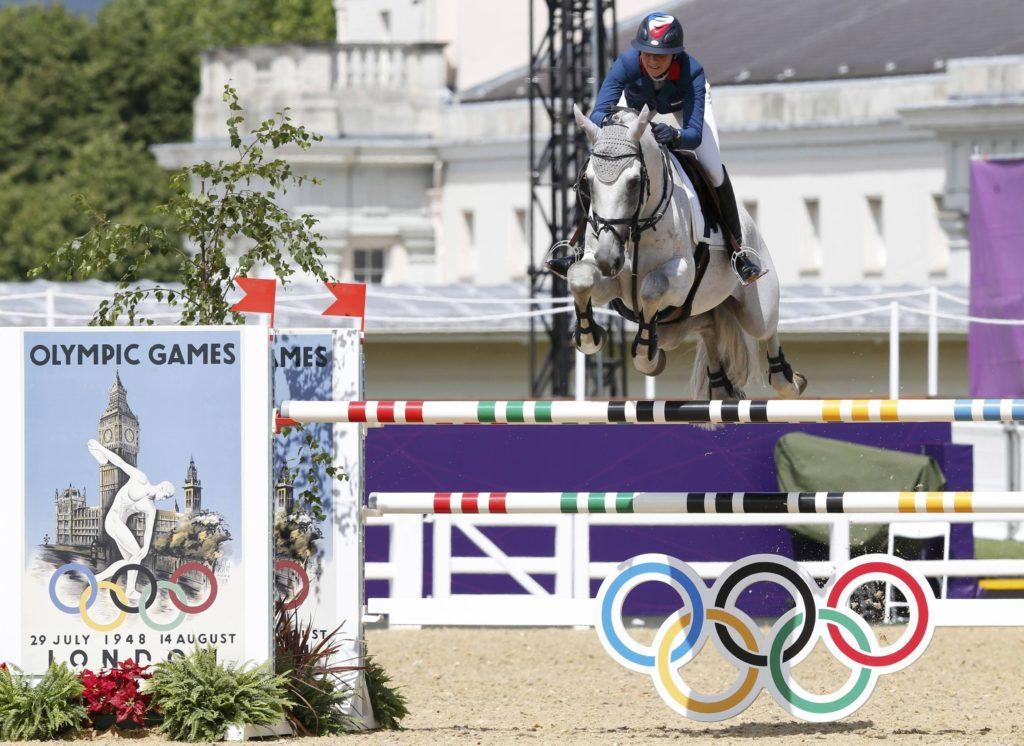 Calendario Hípico de los Juegos Olímpicos