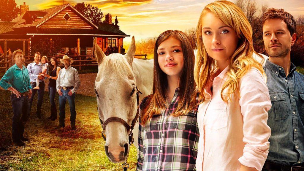 Heartland y las celebridades amantes de los caballos
