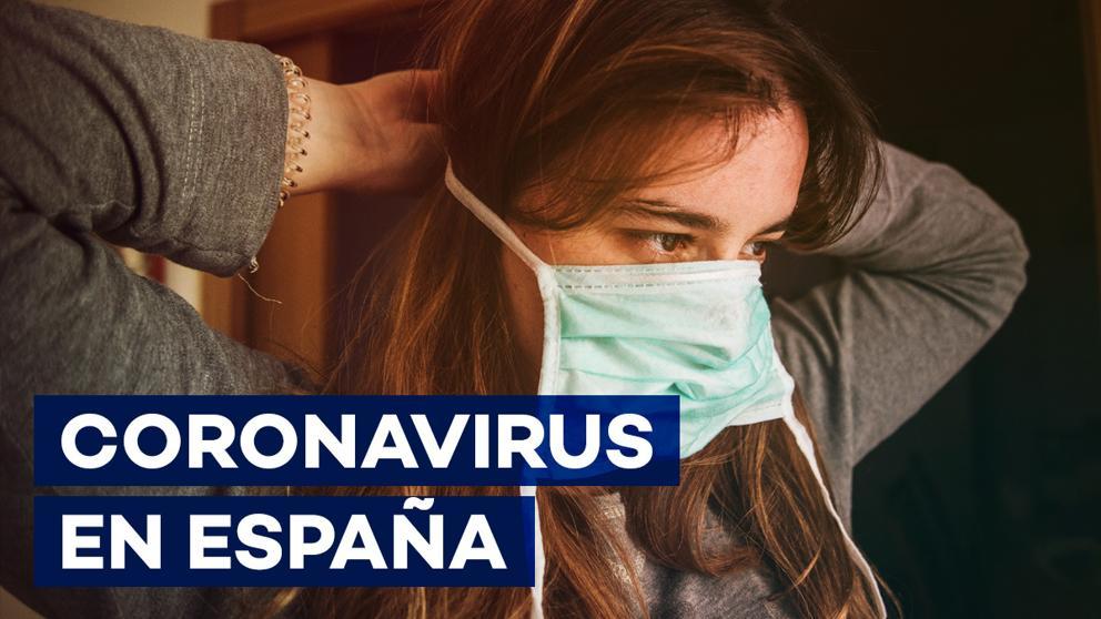 España: la mascarilla no va en la barbilla
