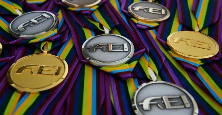 Medallas de la Federación Ecuestre Internacional