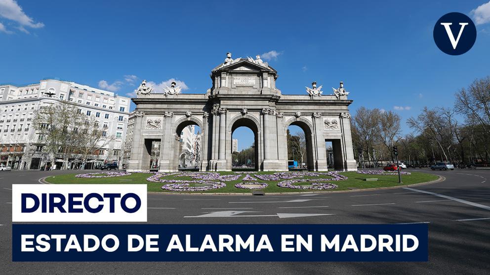 Madrid entra en emergencia por Coronavirus