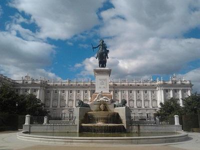 Elmonumento a Felipe IV