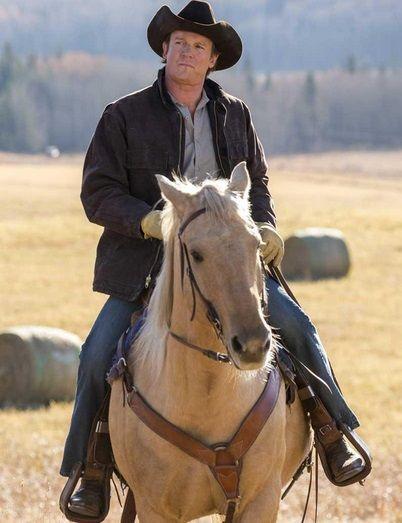 Chis Potter - Una de las celebridades amantes de los caballos