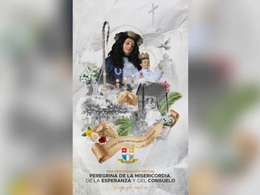 Peregrinación Virtual de la Divina Pastora