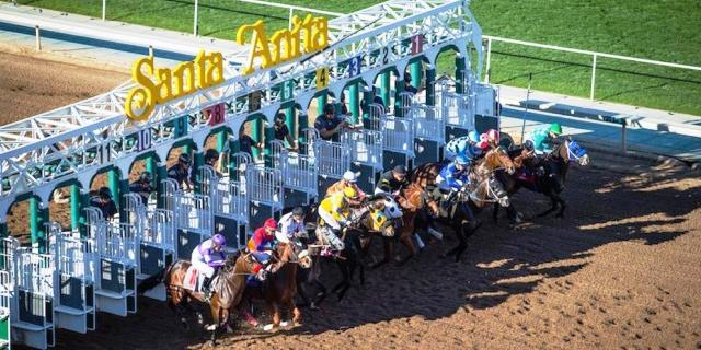 Hipódromo de Santa Anita