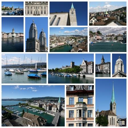 Sitios turísticos de Zurich