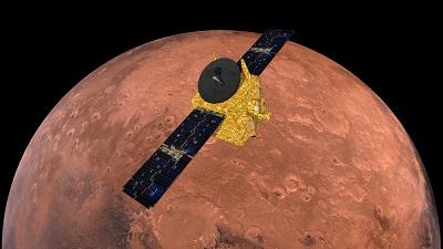Hope ha llegado al planeta Marte
