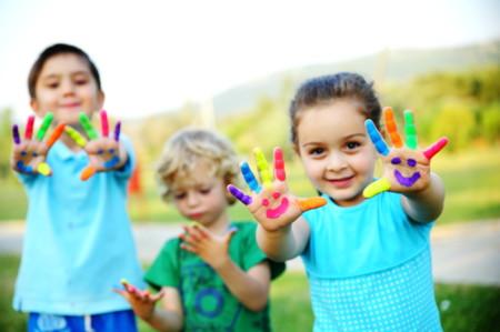 Celebración del Día del Niño en España