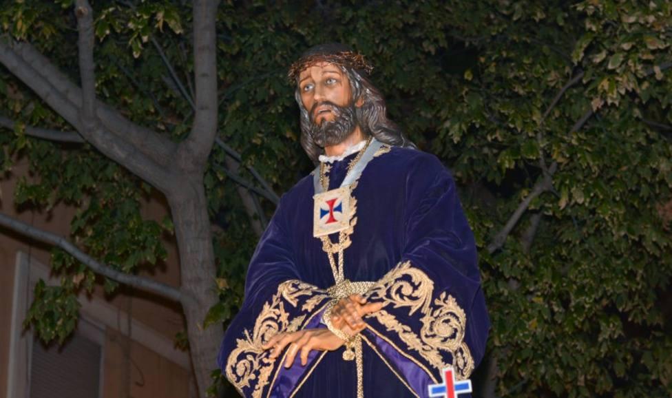 El cristo de Medinaceli en Valencia
