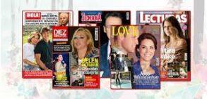 Carolina Mirabal Portada de la Revista Love