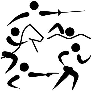 Disciplinas deportivas que comprende el pentatlón moderno