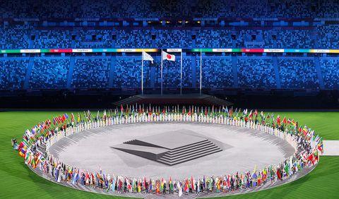Clausura de los Juegos Olímpicos Tokio 2020
